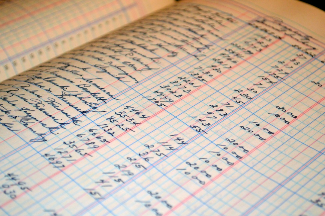 bookkeeping ledger to avoid hurting the sale of your business