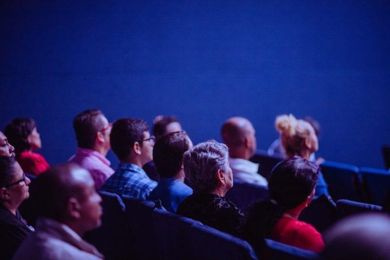 bianca evans speaking engagements people in audience